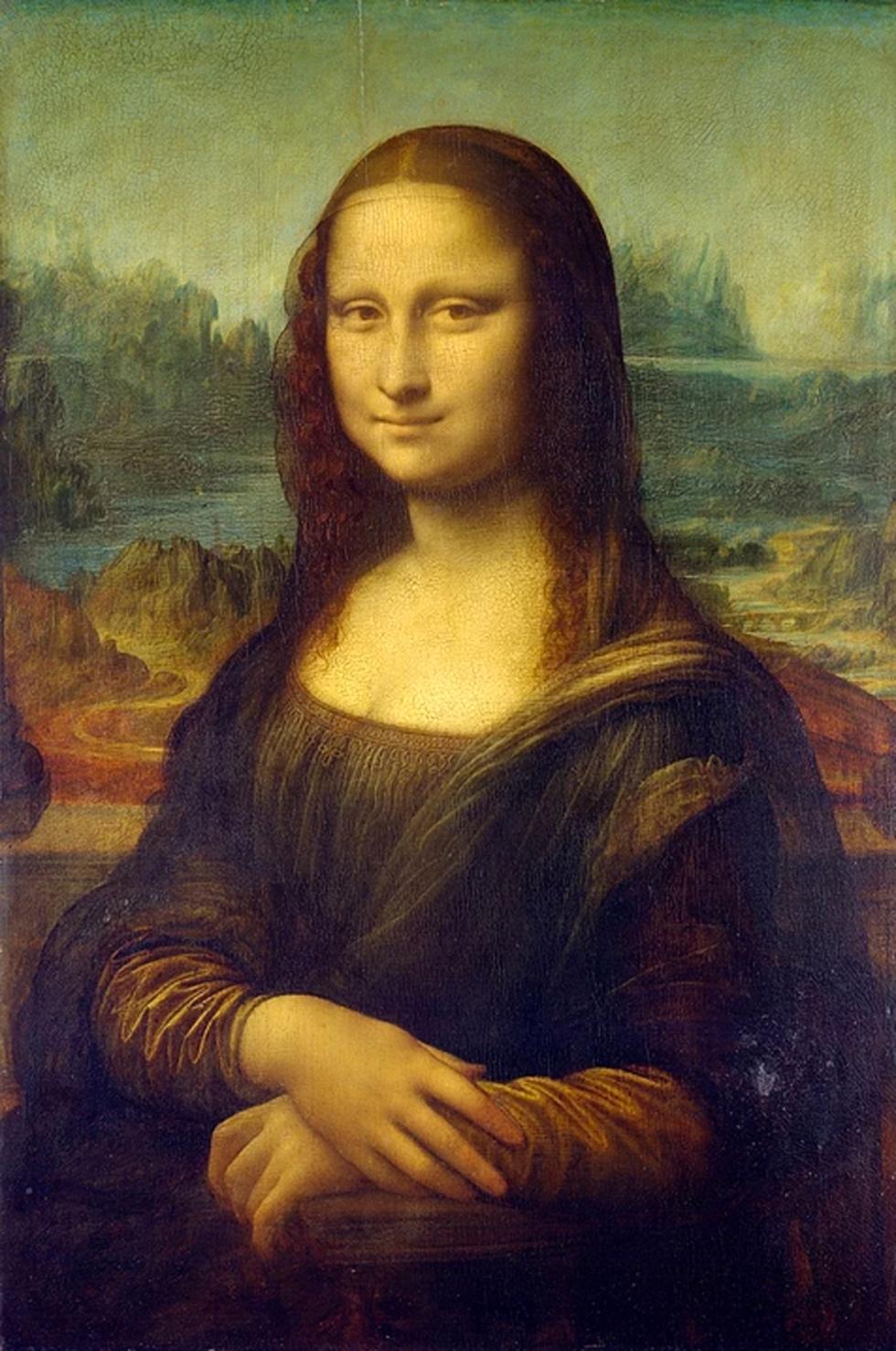 La Gioconda Leonardo