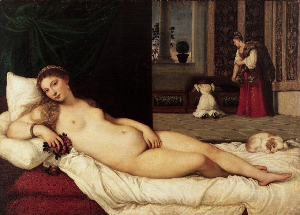 Venere di Urbino Tizian